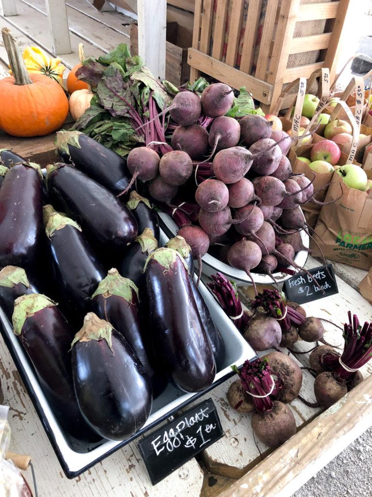 eggplant Easy Fall Food Recipes