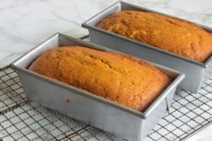 Pumpkin Bread Easy Fall Food Recipes