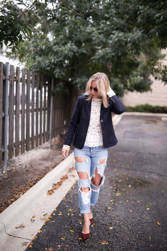 styling Ripped Jeans