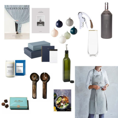 Hostess Gift Guide for the Holidays