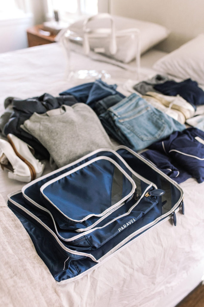 How to Use Travel Packing Cubes