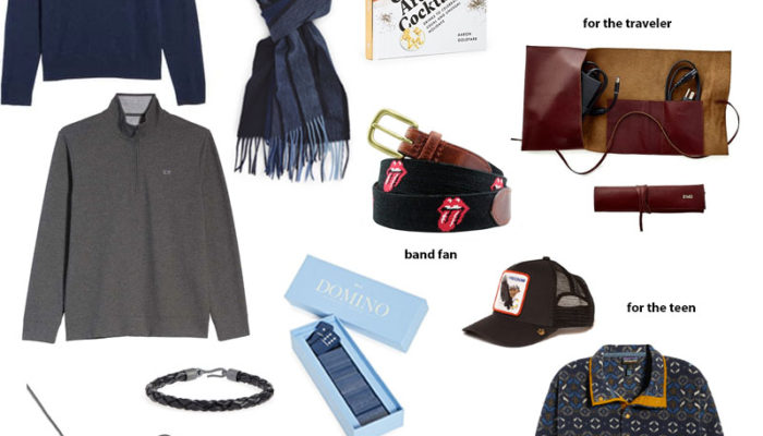 Holiday Gift Guide for Him