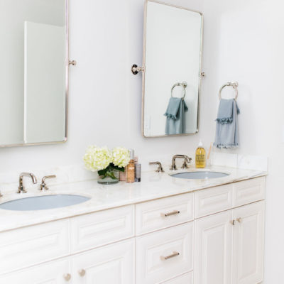 Master Bath Remodel Reveal: Updating A Vintage Bathroom