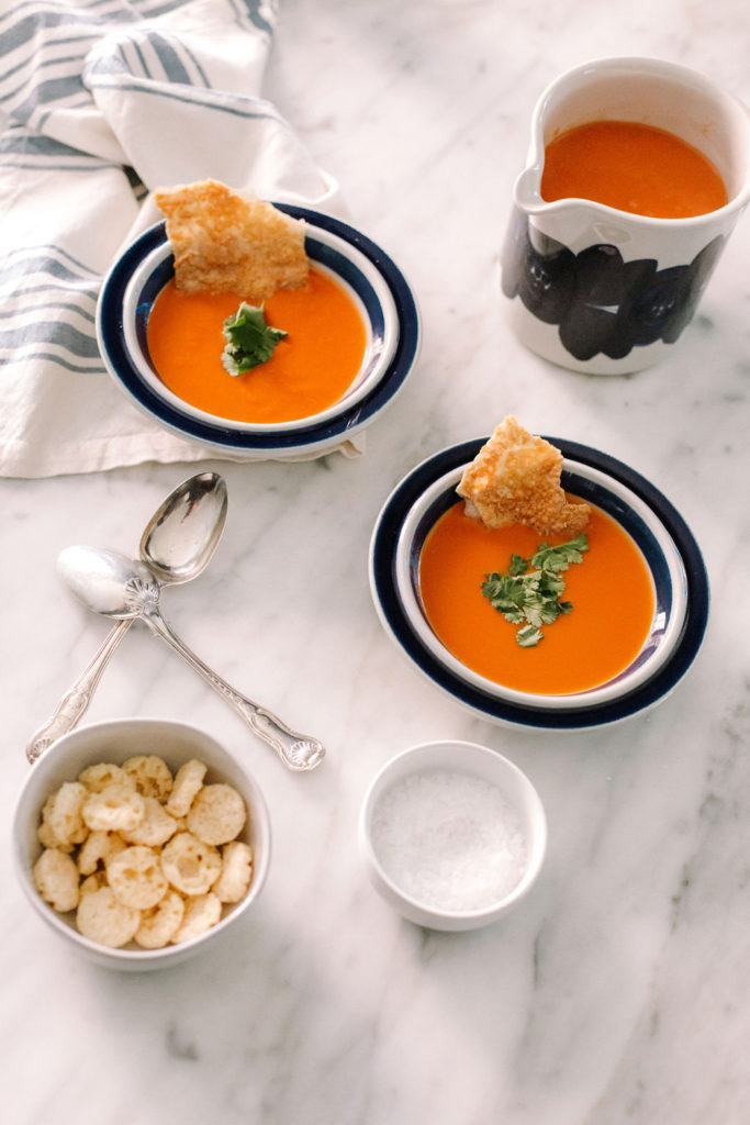 Soup Recipes for Fall and Winter