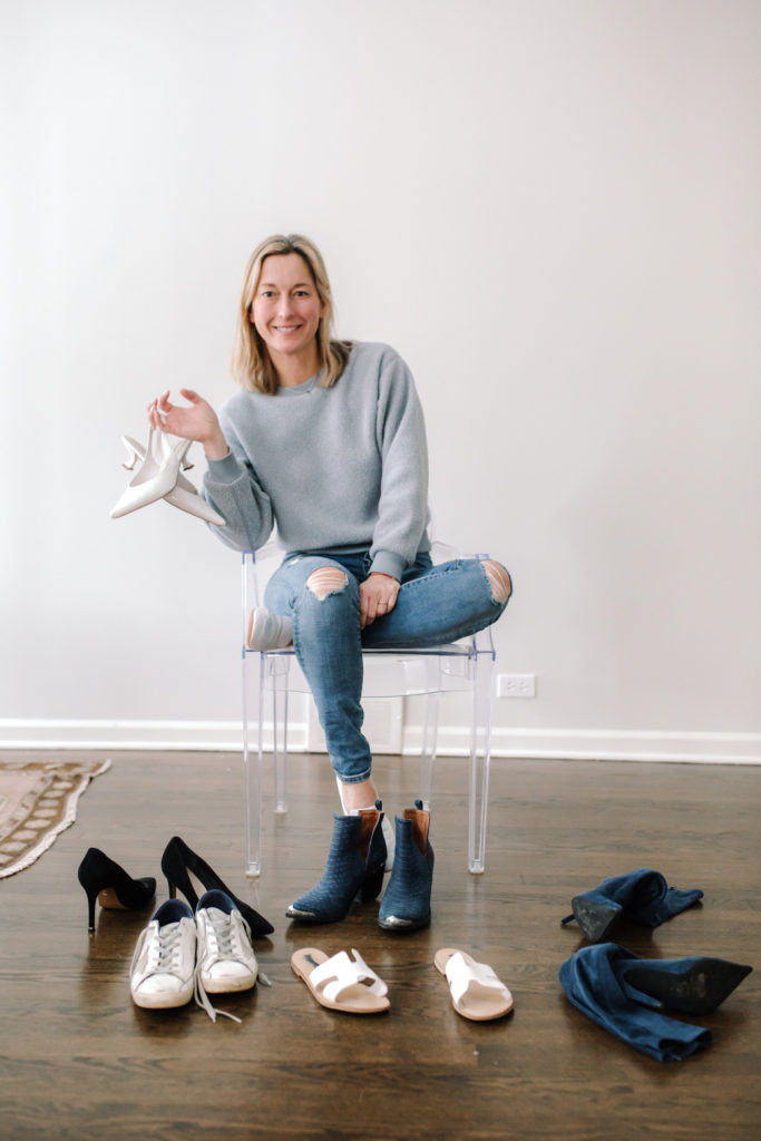 My Guide for Creating Capsule Wardrobe Shoes