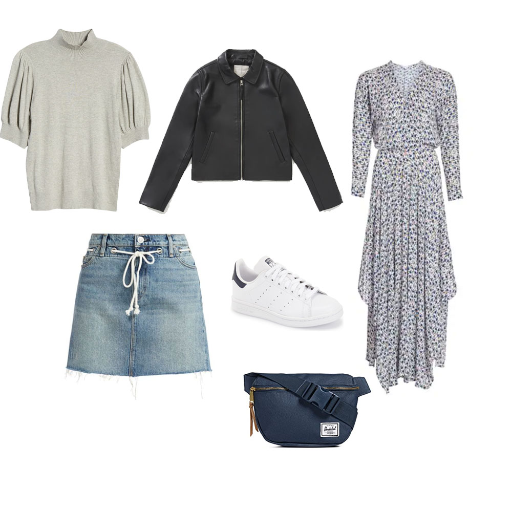 What to Wear With Sneakers