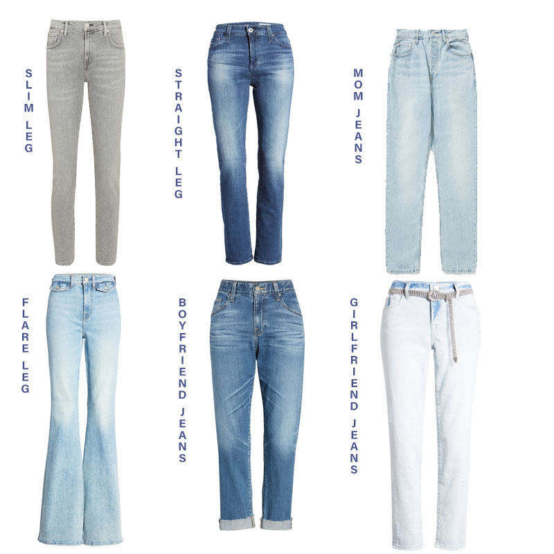 Best Non Skinny Jeans