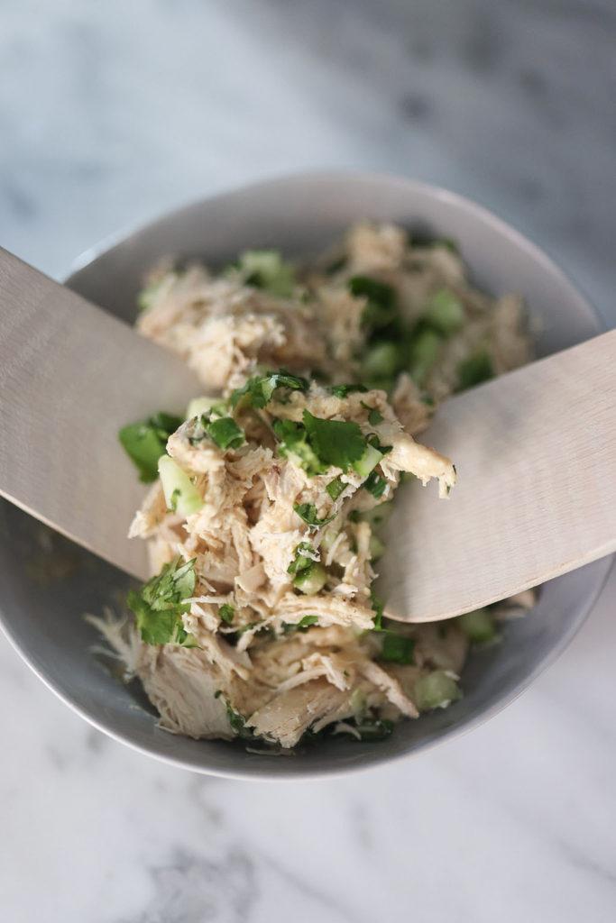 easy weeknight salad recipes
